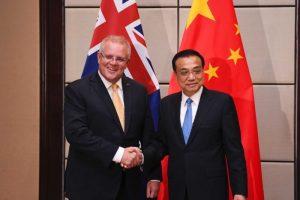 """Úc và Trung Quốc """"sửa chữa"""" mối quan hệ song phương sau cáo buộc về tấn công công nghệ"""