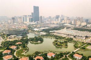 Hà Nội sẽ có 1 đô thị trung tâm, 5 đô thị vệ tinh và 3 đô thị sinh thái
