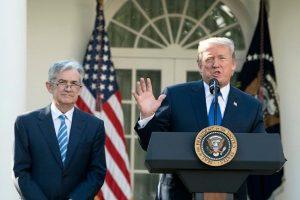 Ông Trump: 'Trung Quốc không phải là vấn đề, Fed mới là vấn đề của Mỹ'