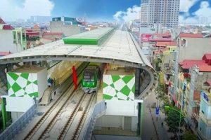 Mỗi km đường sắt đô thị tại Hà Nội sẽ 'ngốn' 3.000 tỉ đồng
