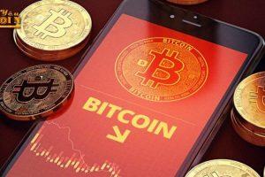 Giá bitcoin hôm nay 9/11: Giảm sâu về mốc 8.800 USD/BTC
