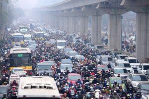 Chất lượng không khí đang gây ảnh hưởng xấu đến sức khỏe người dân Hà Nội