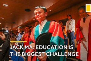 Jack Ma tiết lộ tại sao người như ông khó có thể xin việc ở Alibaba