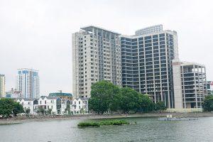 Thị trường bất động sản: Không lo ngại về nguồn vốn đầu tư