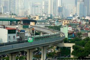 Đưa đường sắt đô thị Nam Thăng Long – Trần Hưng Đạo vào dự án vay vốn ODA