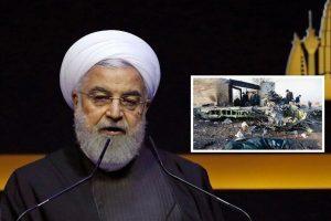 Tổng thống Iran: Vụ 'bắn nhầm' máy bay Ukraine là 'sai lầm không thể tha thứ'