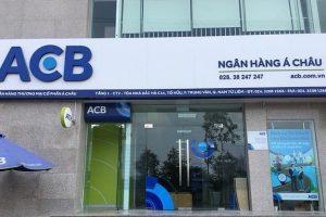 Ngân hàng ACB báo lãi hơn 7.500 tỉ đồng, tín dụng tăng 16,8%