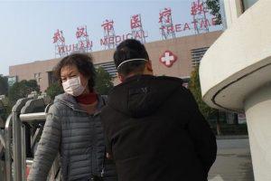Thêm một bệnh nhân tại Trung Quốc tử vong do virus corona