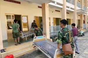 Bệnh viện dã chiến TP HCM chính thức đi vào hoạt động vào ngày mai