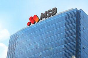Đấu giá bất thành, DATC đăng ký bán hơn 4 triệu cổ phiếu MSB qua sàn chứng khoán