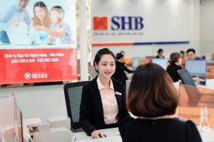 SHB đạt hơn 3.000 tỉ đồng lợi nhuận trước thuế, tỉ lệ nợ xấu 1,8%