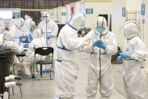 Dịch COVID-19: Tỉnh Hồ Bắc thông báo thêm 139 ca tử vong, 2.420 ca nhiễm mới