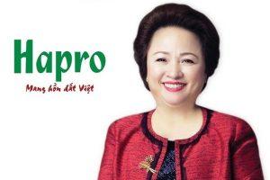 Bà Nguyễn Thị Nga rời ghế Chủ tịch HĐQT Hapro
