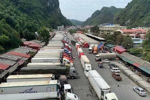Trung Quốc kéo dài thời gian đóng chợ biên giới đến cuối tháng 2