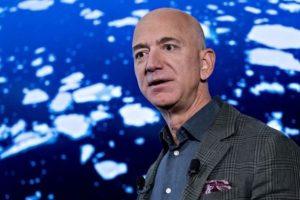 Ông chủ Amazon Jeff Bezos 'mạnh tay' chi 10 tỷ USD để chống biến đổi khí hậu