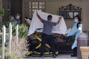 Dịch Covid-19: Hàn Quốc thêm 599 ca nhiễm mới, Mỹ có 6 người tử vong