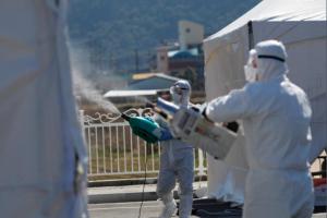 Hàn Quốc: Lần đầu tiên số ca hồi phục cao hơn các trường hợp nhiễm Covid-19