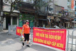 Xác nhận ca nhiễm Covid-19 thứ 33 tại Việt Nam, là người đi chuyến bay VN0054