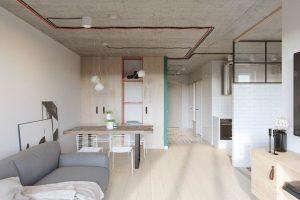 Từ ngày 1/7 dự án nhà ở thương mại được phép xây căn hộ diện tích 25m2