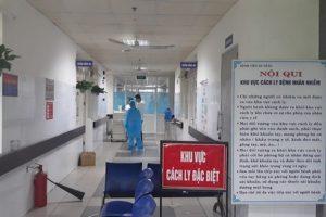 Thêm 2 trường hợp nhiễm virus bệnh COVID-19 tại Hà Nội