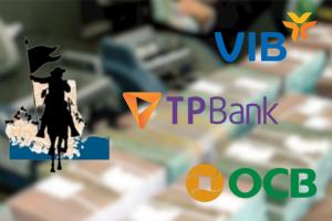 Những 'kỵ binh' trong làng ngân hàng Việt