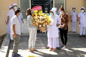 6 bệnh nhân mắc COVID-19 ở Bình Thuận đã khỏi bệnh và được xuất viện