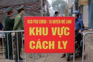 Hà Nội và TP. HCM kiến nghị giảm mức độ giãn cách xã hội