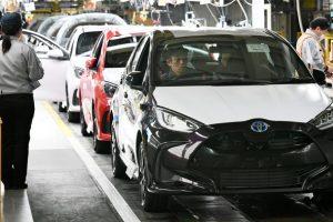 Lần đầu tiên trong lịch sử, Toyota đóng cửa 5 nhà máy tại quê nhà