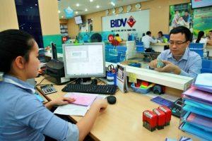 Ảnh hưởng bởi dịch Covid-19, BIDV báo lãi riêng lẻ quý I giảm 27% xuống 1.646 tỷ đồng