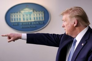 Dịch Covid-19: Nói WHO 'nghiêng về Trung Quốc', ông Trump dọa cắt ngân sách