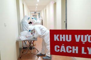 Thêm 3 ca mắc Covid-19 mới, 2 ca liên quan tới Bệnh viện đa khoa Quảng Nam