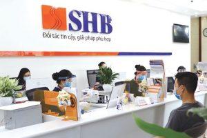 Không trích lập dự phòng rủi ro tín dụng, lợi nhuận quý I của SHB tăng nhẹ 4,8%