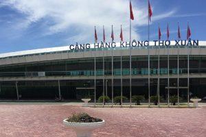 Trình Bộ Giao thông vận tải duyệt quy hoạch sân bay quốc tế 5 triệu khách/năm ở Thanh Hoá
