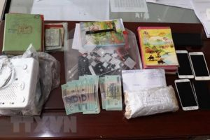 Tây Ninh: Triệt phá đường dây cho vay lãi nặng, thu lời bất chính hàng trăm triệu đồng