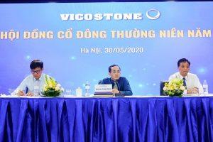 Cổ đông Vicostone thông qua 2 kịch bản kế hoạch kinh doanh năm 2020