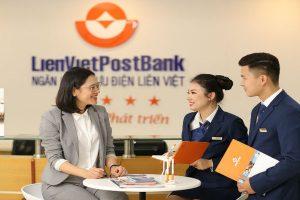Năm 2020 LienVietPostBank chuyển sàn lên HoSE, chia cổ tức 10%
