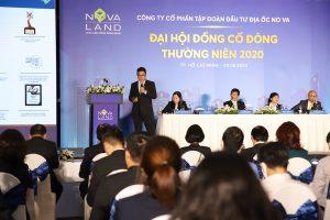 ĐHCĐ NovaLand: Mục tiêu lợi nhuận 3.650 tỉ đồng, giải ngân 290 triệu USD vốn ngoại