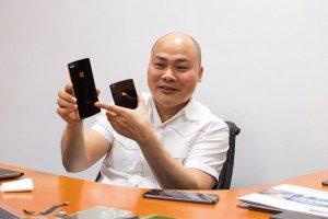 Ông Nguyễn Tử Quảng: 'Bkav đã đặt nền móng cho ngành công nghiệp smartphone Việt Nam'