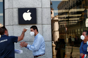 Apple đóng cửa thêm 30 cửa hàng tại Mỹ