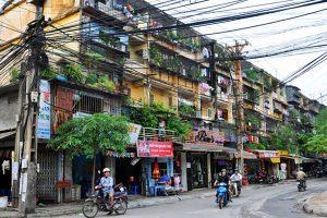 Cải tạo khu tập thể Thanh Xuân Nam, Vinaconex đề xuất xây mới 6 toà chung cư cao từ 35 – 50 tầng