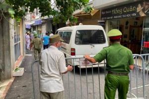 Hà Nội: Khoanh vùng, xét nghiệm sớm người từ Đà Nẵng, Quảng Nam về từ ngày 8/7