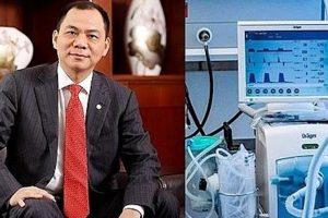 Vingroup tài trợ khẩn cấp 100 máy thở cùng Đà Nẵng chống dịch Covid-19