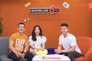 Xu hướng livestream bán hàng kết hợp giải trí ngày càng thu hút khách hàng