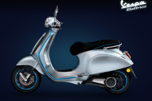 Xe máy điện Vespa Elettrica khi nào mở bán tại Việt Nam?