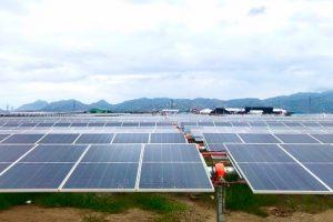 """Dự án điện mặt trời lớn nhất Đông Nam Á đã """"về đích"""""""