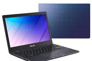 ASUS giới thiệu laptop E210 có bản lề 180 độ, pin lên đến 12 tiếng