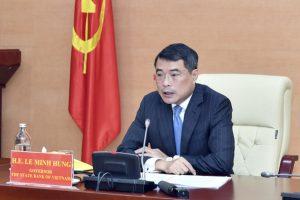 Sẽ trình Quốc hội miễn nhiệm Thống đốc Ngân hàng Nhà nước Lê Minh Hưng
