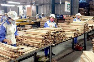Xuất khẩu gỗ tháng 10/2020: Tăng mạnh