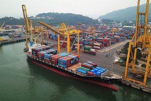 Lượng hàng hóa thông qua cảng biển quay đầu giảm về cuối năm
