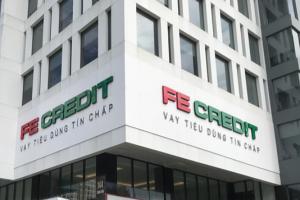 Nợ xấu của FE Credit lên mức cao nhất trong 3 năm